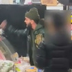 Video: Impatient Deli Customer Has Violent Meltdown Over Bagel Order