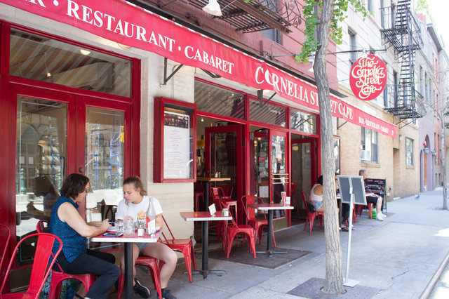 After 41 Years, Cornelia Street Cafe Will Close On January 2nd