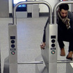 Video: NYC's Wide Variety Of Subway Turnstile Jumping Techniques
