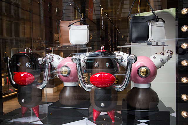 Soho Prada Pulls 'Extremely Racist' Products With 'Blackface Imagery' From Window Display