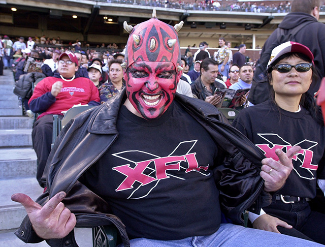 The XFL, A One-Season Failure, Is Being Rebooted By Vince McMahon