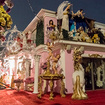 Photos: The Legendary Bronx Christmas House Is Mysteriously Diminished This Year