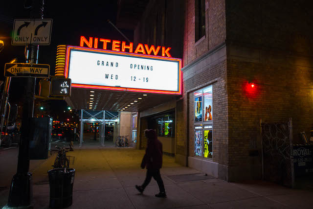 Inside The Nitehawk Prospect Park, Finally Opening Tonight In Park Slope