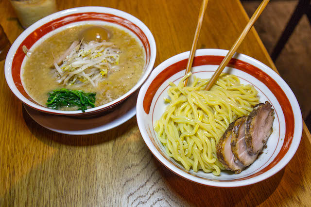 Popular L.A. Chef Brings Dipping Ramen To The East Village