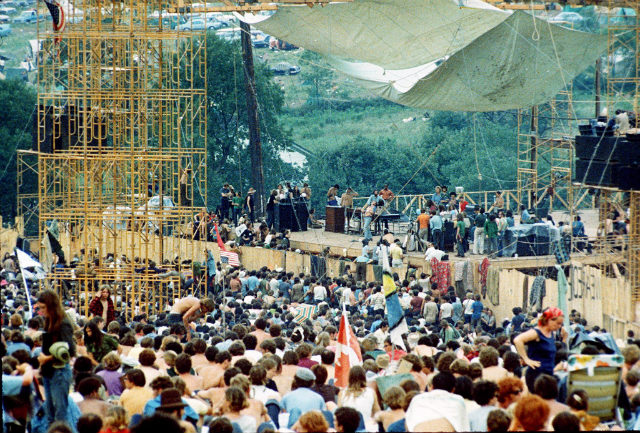 'Woodstock 50' Festival Will Take Place This Summer In Upstate NY