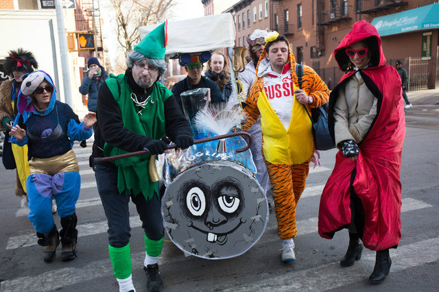 Idiotarod, The Glorious Annual Gathering Of Costumed Idiots, Happening This Month