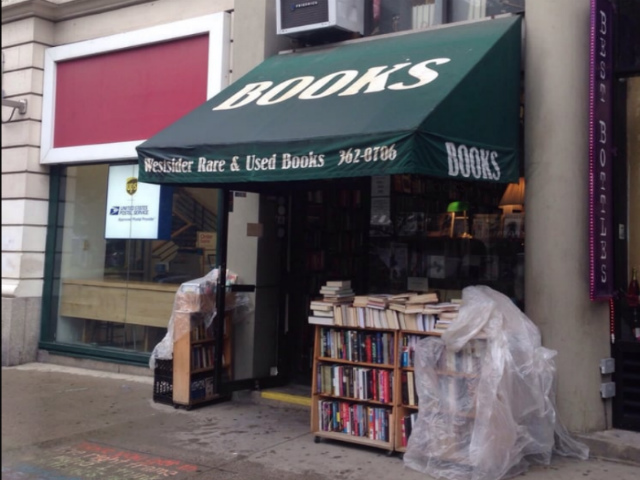 Westsider Books To Close After 35 Years On UWS