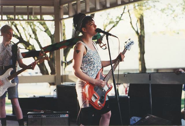 People Are Ready To Riot Grrrl Over Bikini Kill Ticket Scalping