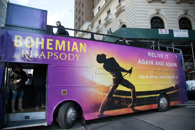 I Spent A Morning In 'Bohemian Rhapsody' Bus Tour Sing-Along Purgatory