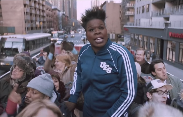 Videos: Leslie Jones Delivers A Loving Ode To The Upper East Side On 'Saturday Night Live'