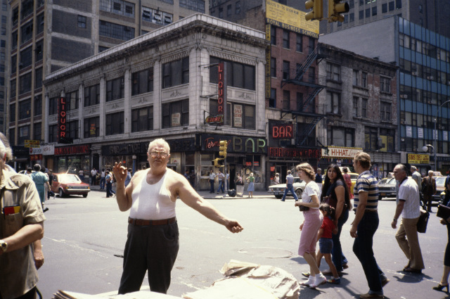 Photos: Longtime New Yorker Shares Stories About The Gritty Times Square Of 1970s & '80s