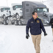 Video: Governor Cuomo Personally Enforces Upstate Truck Driving Ban