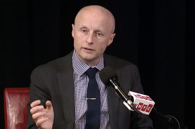 NYC Transit Boss Andy Byford Is Begging For Someone To 'Unshackle Me' From 'Bureaucracies'