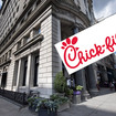 Chick-Fil-A Reportedly Taking Over Old Blue Water Grill Space In Union Square