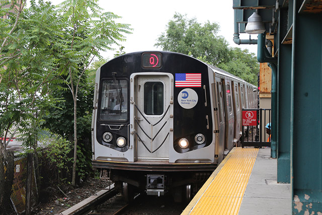 NYPD Seeks Q Train Rider Who Allegedly Masturbated, Then Wiped His Hands On Subway Pole