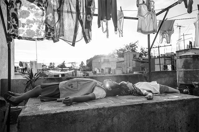 See 'Roma' In 70MM And Other Alfonso Cuaron Films At Lincoln Center