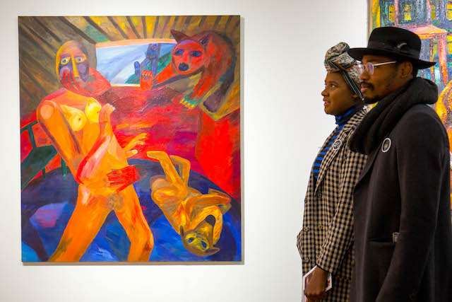 Photos: Inside This Year's Outsider Art Fair