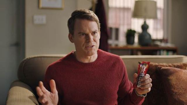 Michael C. Hall Is Starring In A One-Off Broadway Skittles Commercial, Because Why Not