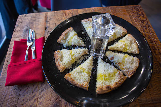 There's A Roman Pizza Legend In SoHo, And He's Making Pies With Ice