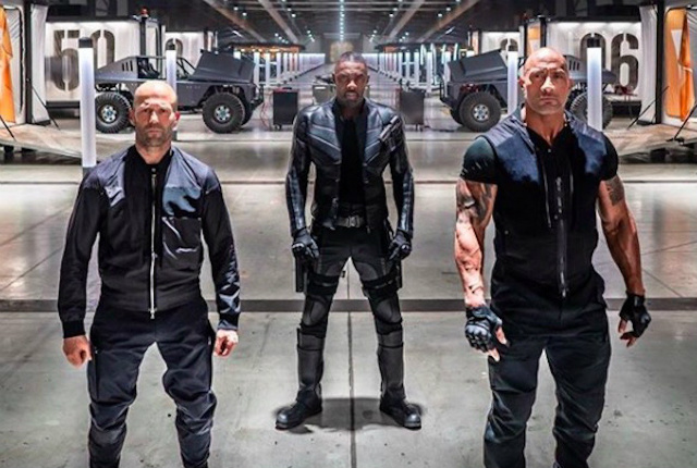 Watch The Trailer For Fast & Furious Spin-Off Romantic Comedy 'Hobbs & Shaw'