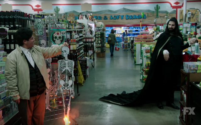 Vampires Move To Staten Island In Trailer For 'What We Do In The Shadows' TV Adaptation