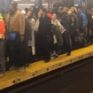 Video Shows Perilously Packed Subway Platform During Monday Night Rush Hour Delays
