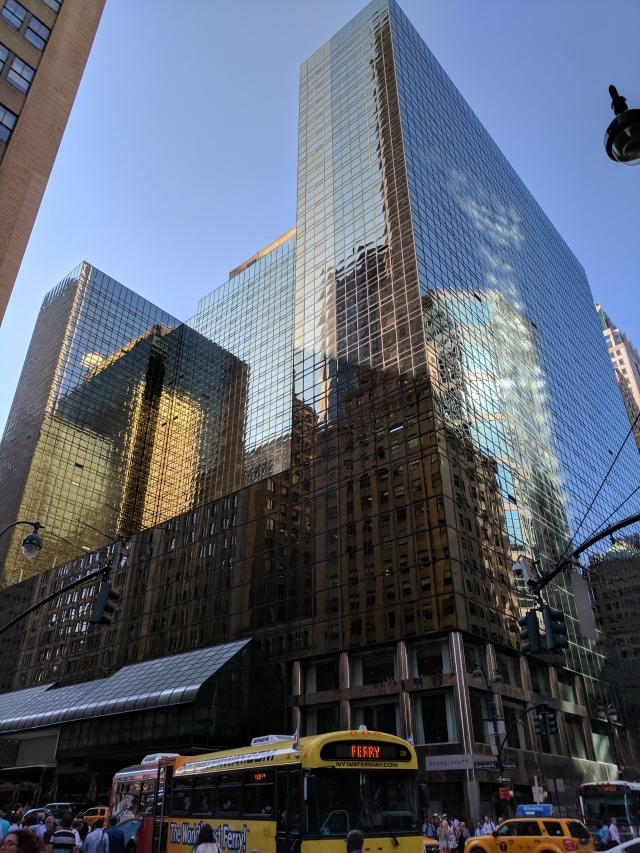 East Midtown Rezoning Triggers Another Demolition: The Grand Hyatt, A Beaux-Arts Hotel Renovated By Trump