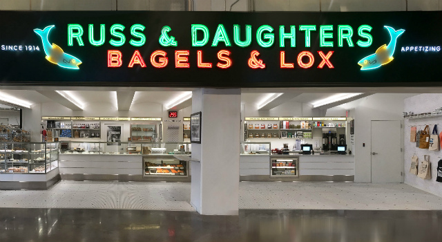 SCHMEAR YE SCHMEAR YE: Russ & Daughters Opens New Location At Brooklyn Navy Yard