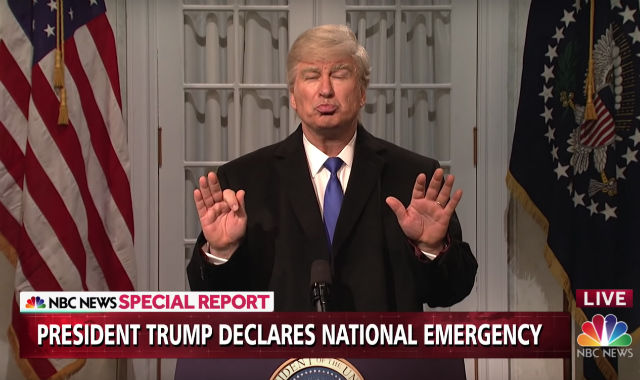 Video: Trump Rage-Tweets About Fake Comedy Program 'Saturday Night Live'