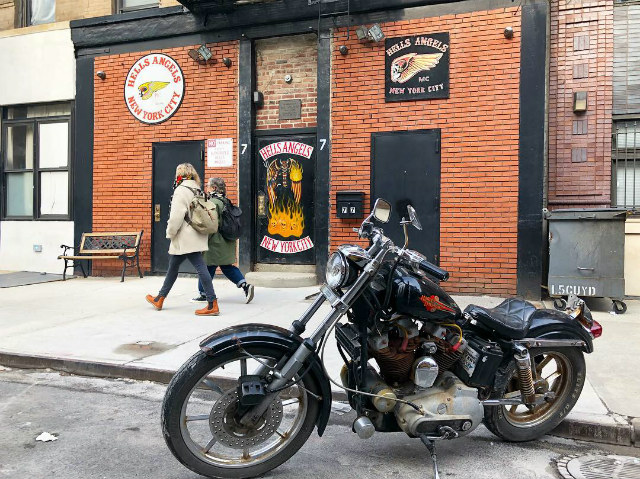 Hells Angels Reportedly Leaving Their Longtime East Village Clubhouse