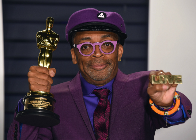 Trump Ragetweets That Spike Lee's Oscar Speech Was A 'Racist Hit On Your President'