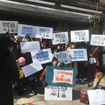 'We Didn't Receive This Kind of Betrayal From Republicans': Loft Tenants Protest Salazar's Amendment To Loft Law 'Clean-Up' Bill