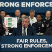 De Blasio's Placard Abuse Crackdown: Three Strikes And More NYPD Parking Spaces