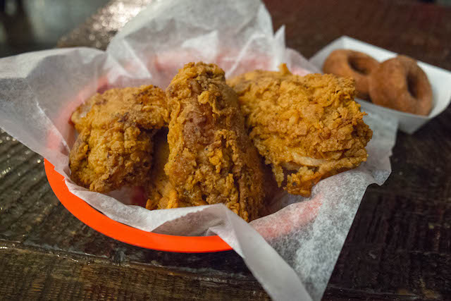 Great Fried Chicken And Decent Doughnuts At The New Bagock In East Williamsburg
