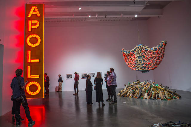 Photos: Nari Ward's First NYC Retrospective Takes Over The New Museum