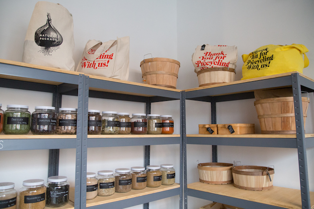 Inside Precycle, Bushwick's No-Waste, Package-Free Grocery Store