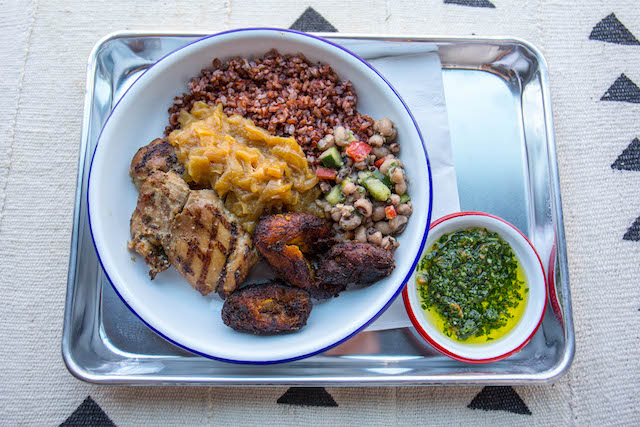 Pierre Thiam's Teranga, Serving West African Fast-Casual Fare, Now Open Across From Central Park