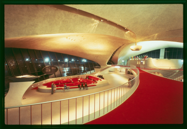 The TWA Flight Center Will Be Home To Retro 'Sunken Lounge'