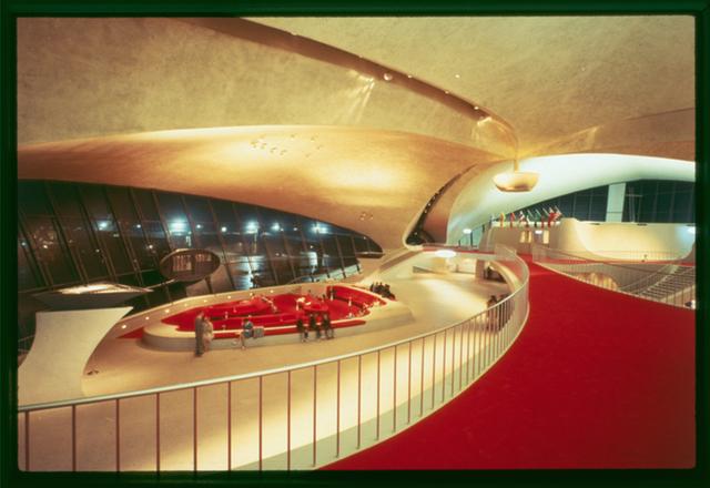 The TWA Flight Center Will Be Home To Retro 'Sunken Lounge'