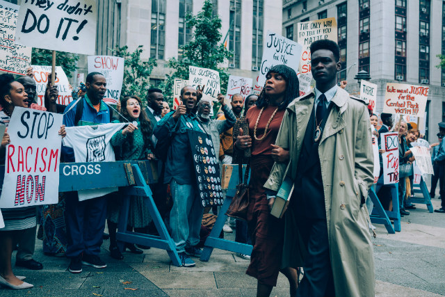 Get A First Look At Ava DuVernay's Central Park Five Netflix Series, 'When They See Us'