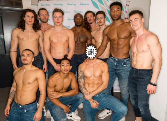 Do You Abs What It Takes To Audition For Broadway-Bound 'Magic Mike: The Musical?'