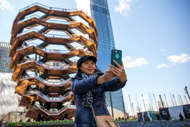 PSA: The Hudson Yards 'Vessel' Has The Right To Use All The Photos & Videos You Take Of It Forever