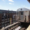 Debris Can't Stop, Won't Stop Falling From Elevated Subway Tracks