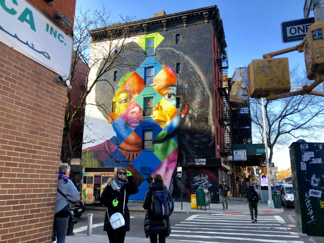 Should The East Village Michael Jackson Mural Be Taken Down?
