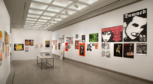 Photos: Museum Of Arts & Design To Celebrate Punk Rock Culture With Johnny Rotten