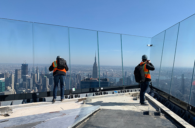 Your First Look At The Edge, Hudson Yards' 100th Floor Observation Deck (Opening 2020)
