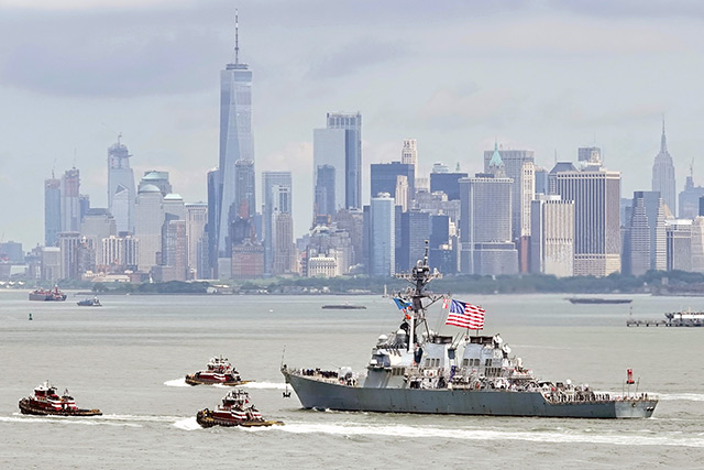 2019 Fleet Week New York Set For May 22-28