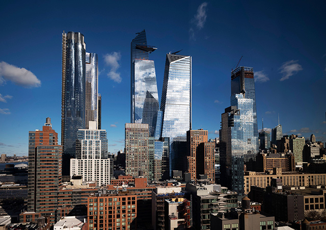Guide To Hudson Yards: The Food, The Public Space, The Buildings, And More