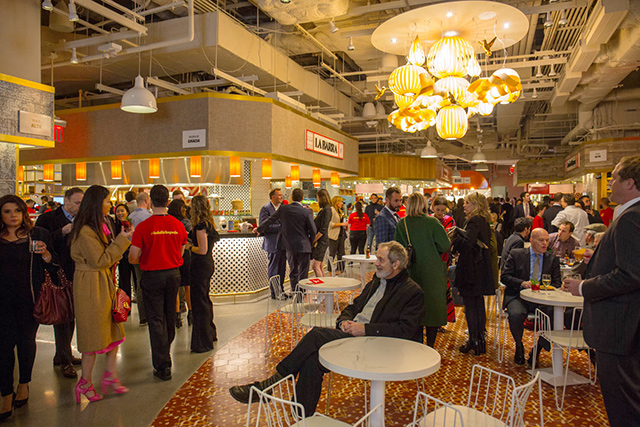 Mega-Guide: All The Food And Drink At The Huge Hudson Yards Mall