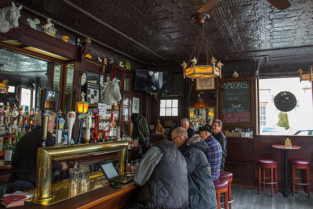 West Village Residents Worry About Fate Of White Horse Tavern And Surrounding Buildings